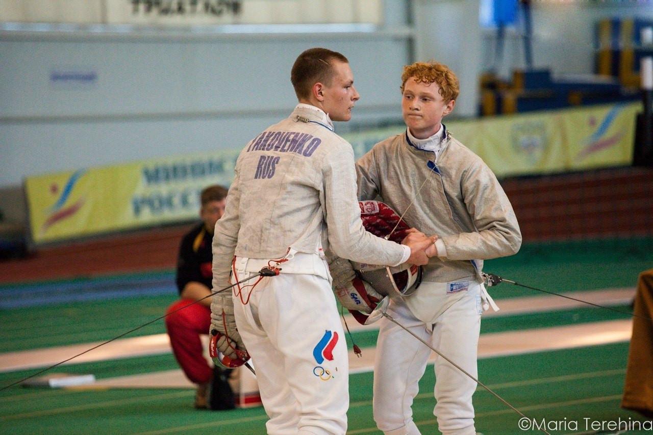 Спортсмен из Череповца отправится в США на Чемпионат Мира по фехтованию