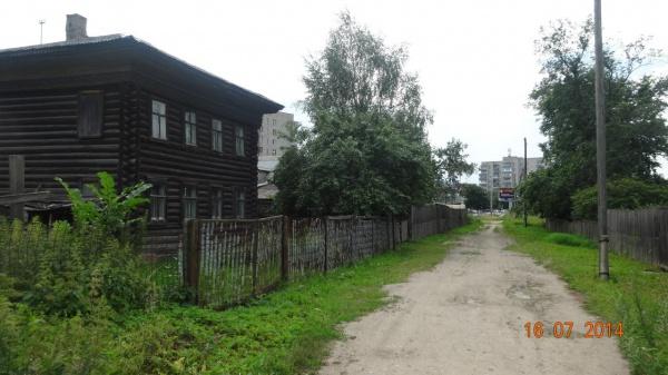 Остатки деревни Яминово