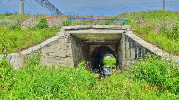 Старый тоннель на Конева? где течет речка Шограш? кто помнит?