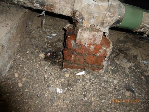 Как содержат подвалы управляющие компании Череповца