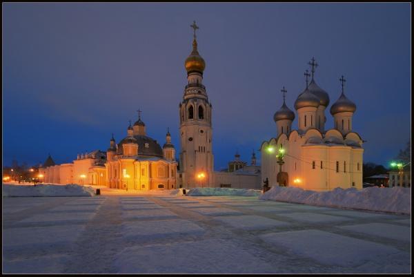 Череповец больше не крупнейший город Вологодский области