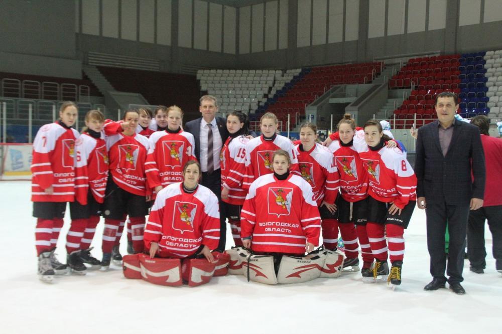Вологодские сборные вышли в финал Спартакиады учащихся России
