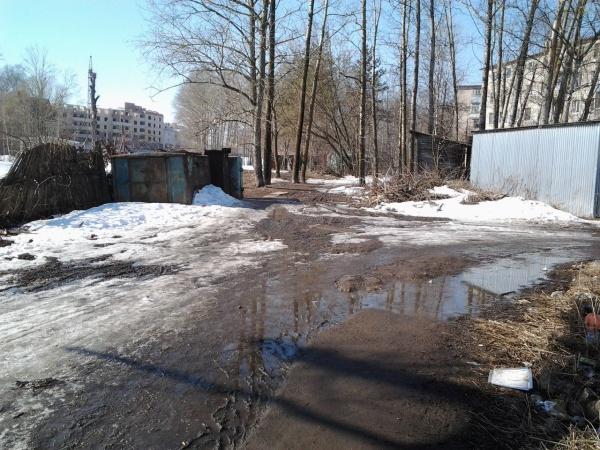 Вологда - город ужасных дорог!