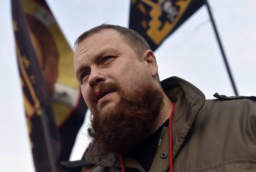 Националиста Демушкина задержали и везут в Вологду