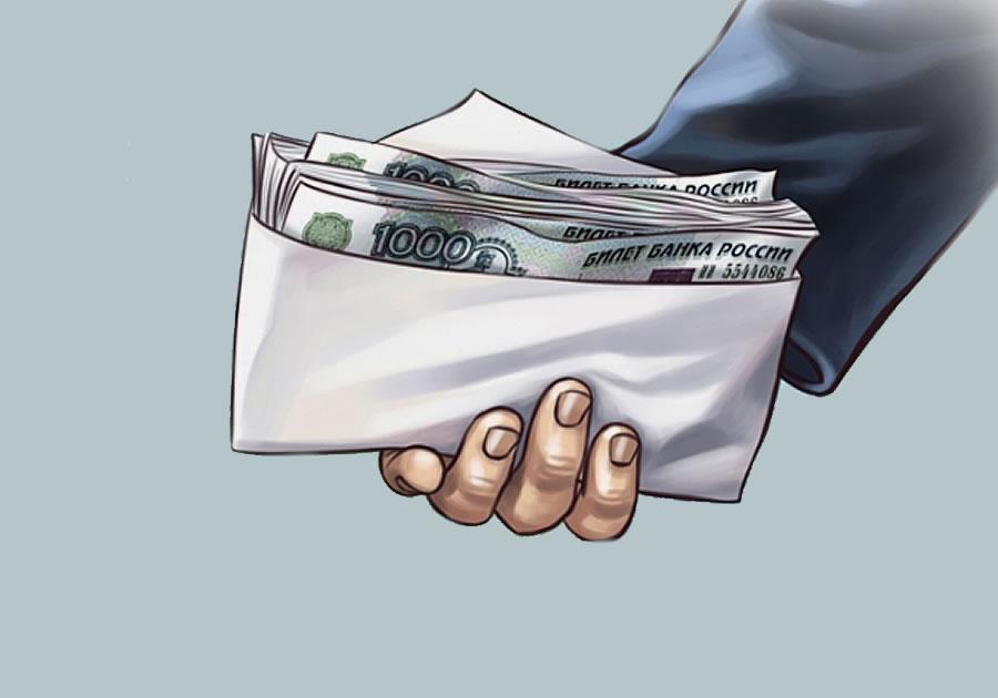 Каждый четвертый трудоспособный житель Вологодской области получает «серую» зарплату