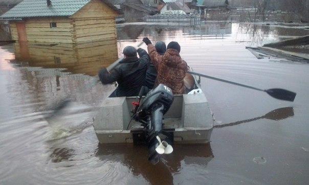 Добровольцы из городов и районов области отправятся на помощь пострадавшим от паводка в Великий Устюг