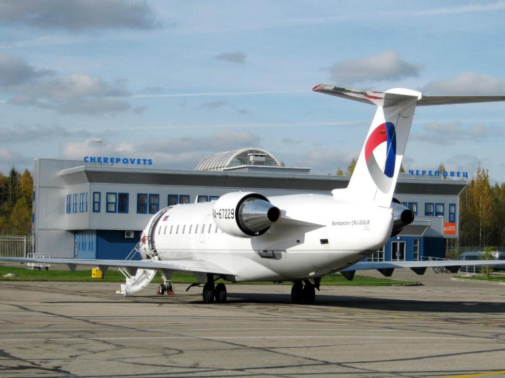 Авиаперелет Череповец-Москва признали самым дорогим в России