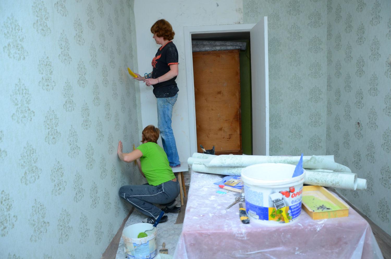 В Вологде ремонты в 59 квартирах ветеранов обещают закончить в декабре