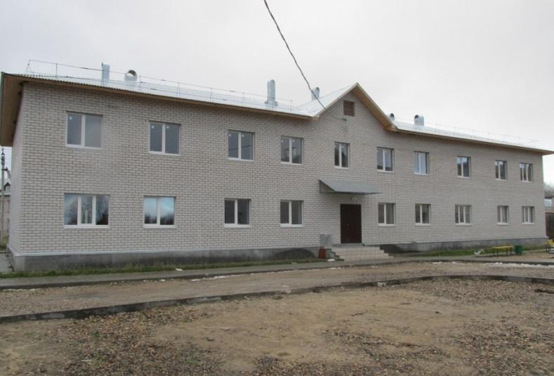 Еще один дом для переселенцев в Вологодской области оказался некачественным