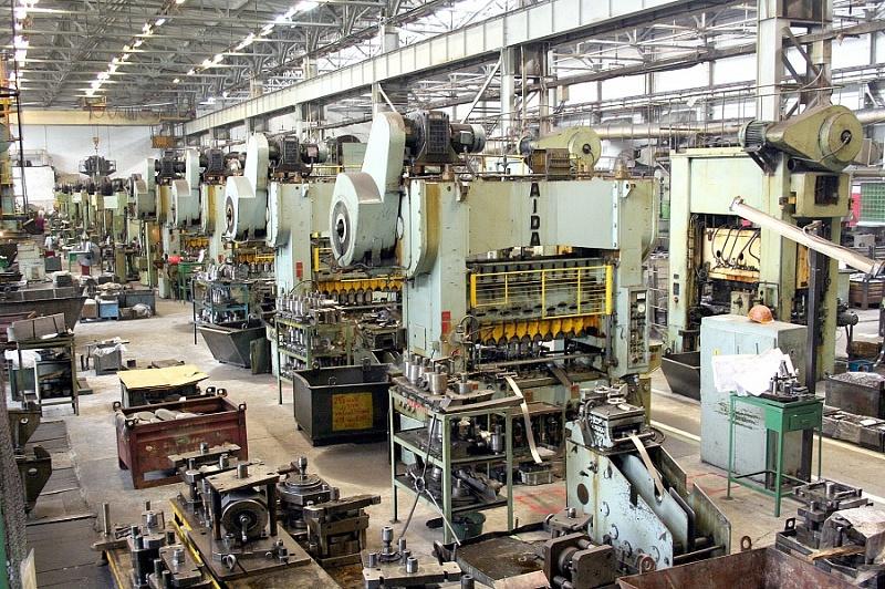 Объем машиностроительного производства в Вологодской области за год вырос почти на 26%