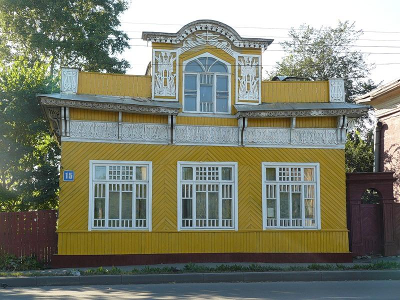 В Вологде на Чернышевского вместо детской библиотеки теперь «Дядя Гиляй»