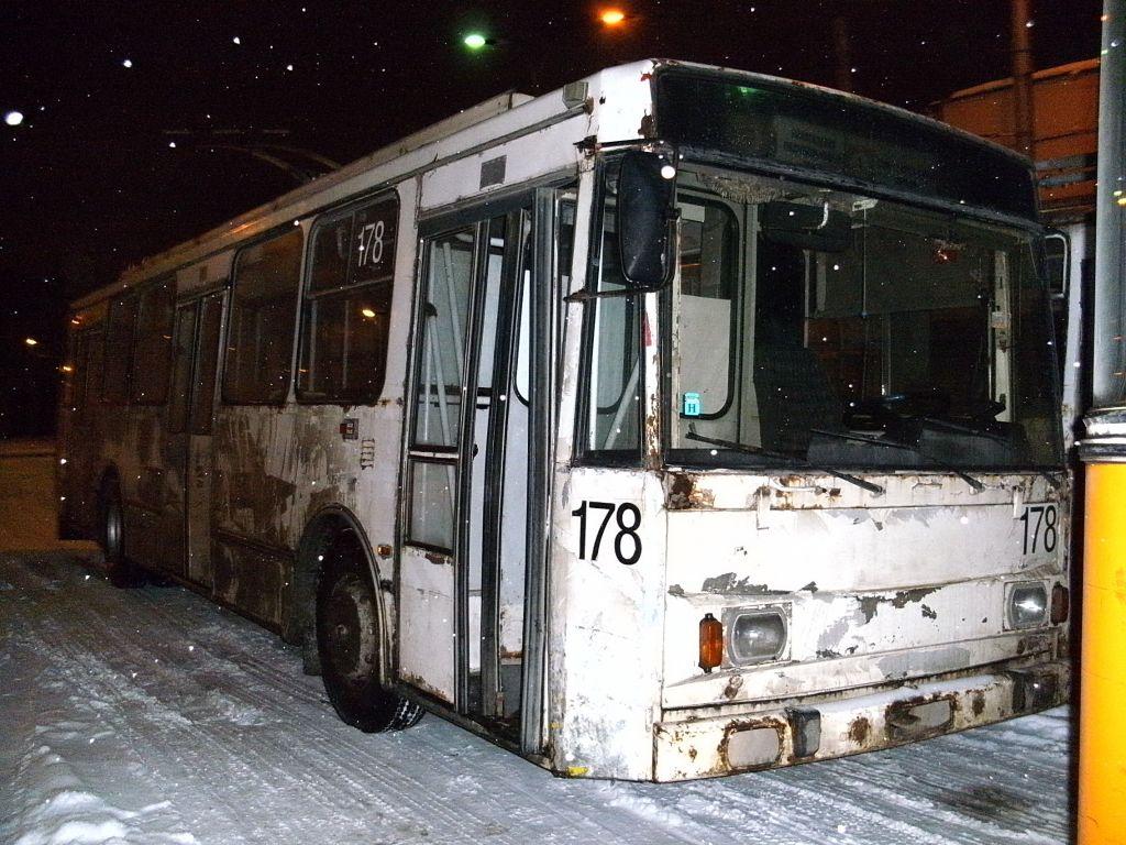 Троллейбусы обанкротившегося «Вологдаэлектротранса» пообещали заменить автобусами ПАТП-1