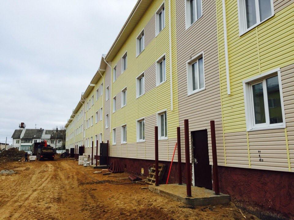 До конца 2015 года городские власти в Вологде обещают расселить в новые квартиры 194 семьи