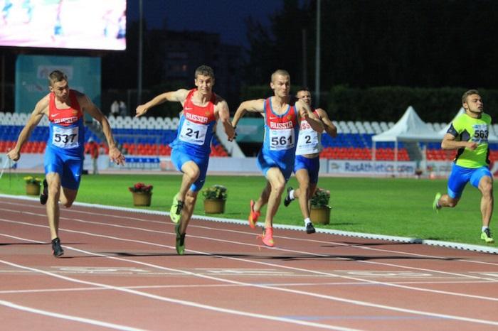 Вологодские легкоатлеты завоевали пять медалей Чемпиона России