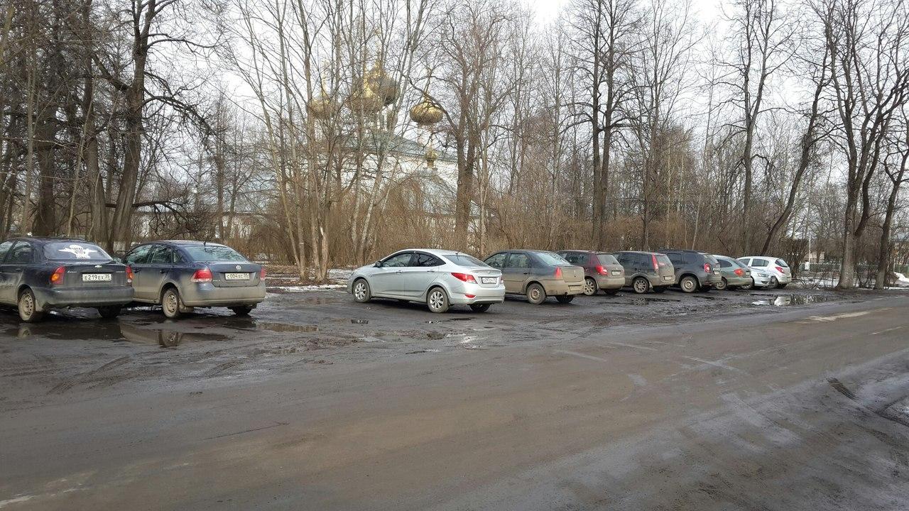 Жители Устюжны собрали сотни подписей в защиту своего мэра и парковки