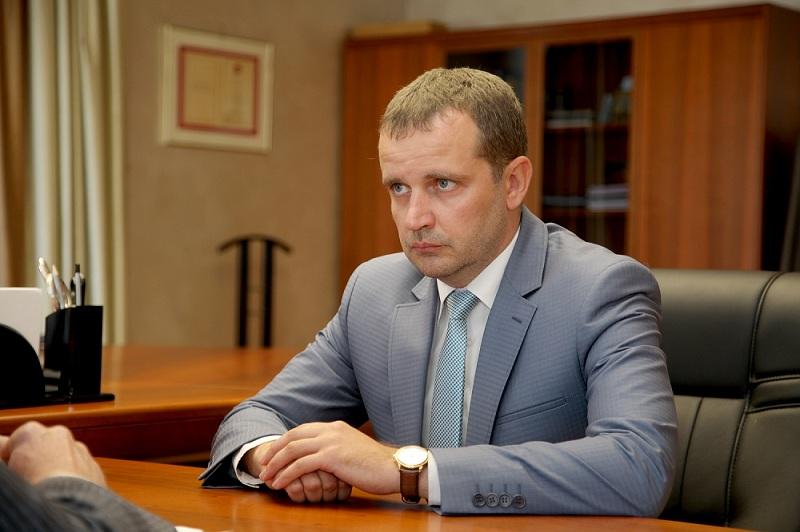 Начальник департамента строительства и ЖКХ Вологодской области покинул свой пост