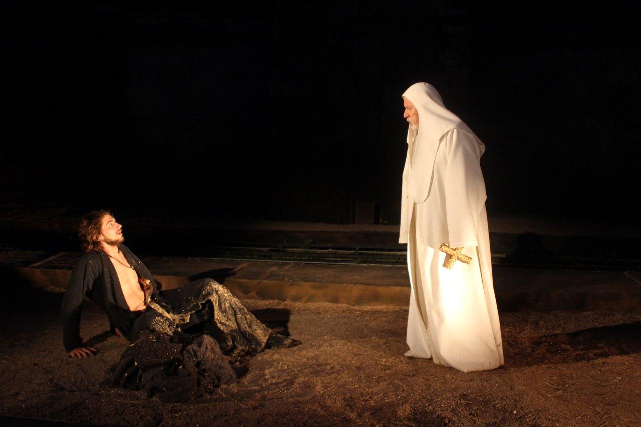 Спектакль на религиозную тему увидели вологжане