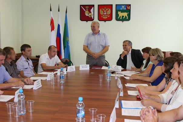 В Усть-Кубинском районе избран новый глава