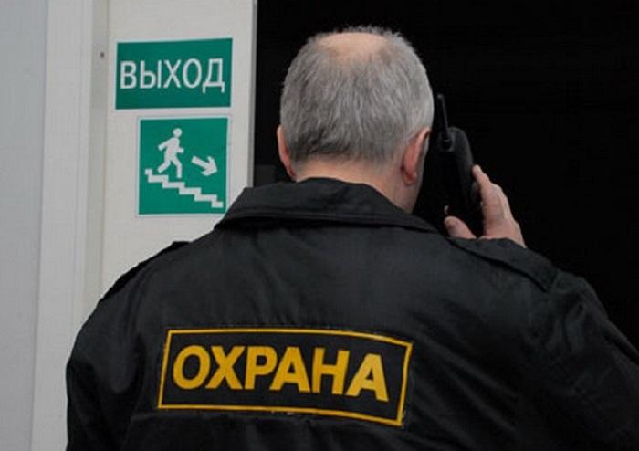 Ярославский турист обокрал вологодского охранника