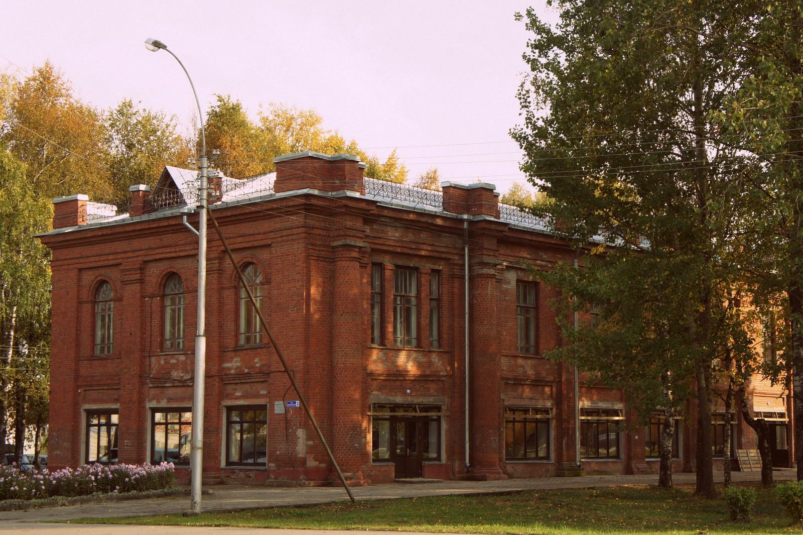 Отреставрированный Народный дом в Кириллове откроется выставкой