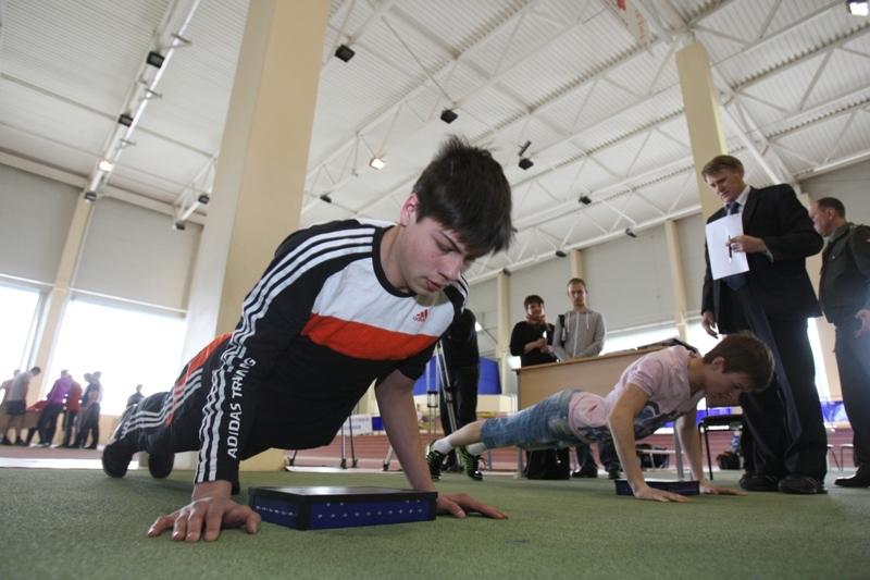 В трех школах Вологды в этом году будут сдавать нормы ГТО