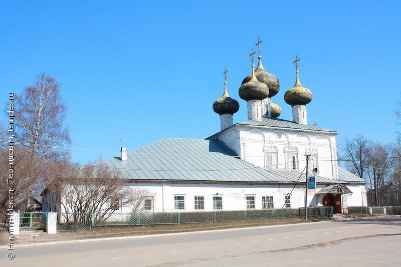 Устюженский краеведческий музей может остаться без помещения: здание передали церкви