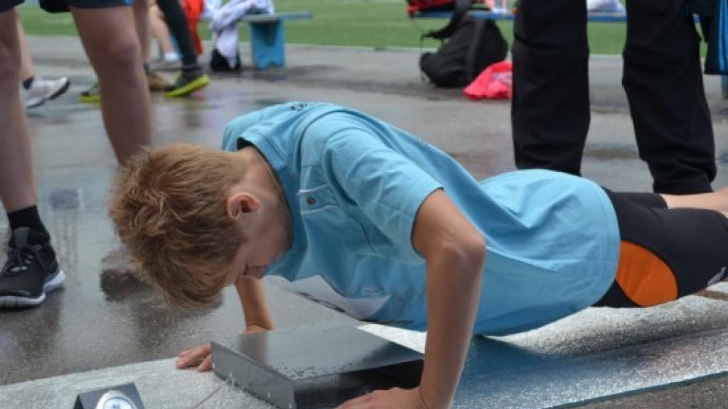 Вологодские школьники станут участниками первого Всероссийского фестиваля ГТО