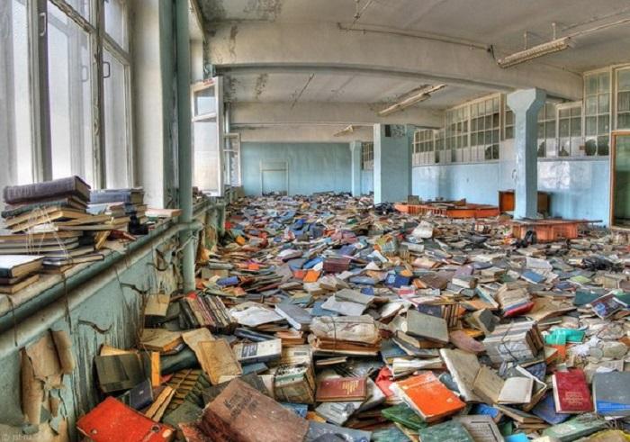 В Вологодской области за год ликвидировали 65 библиотек