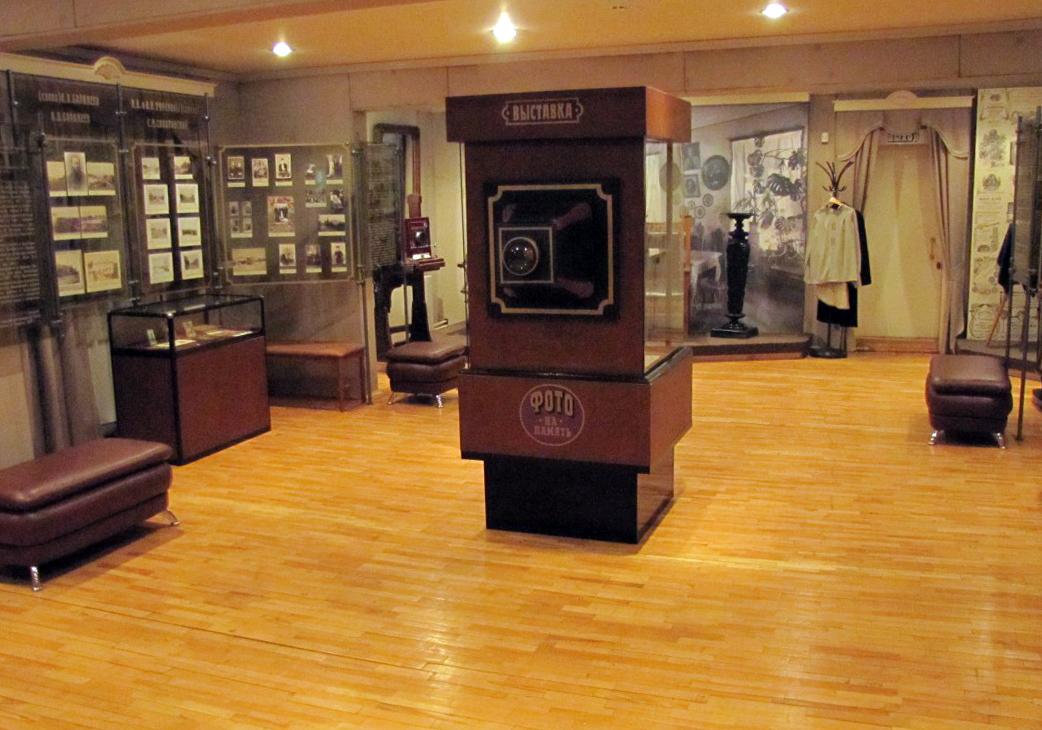 В Вологде в Доме купца Самарина детей познакомят с фотомастерской начала XX века
