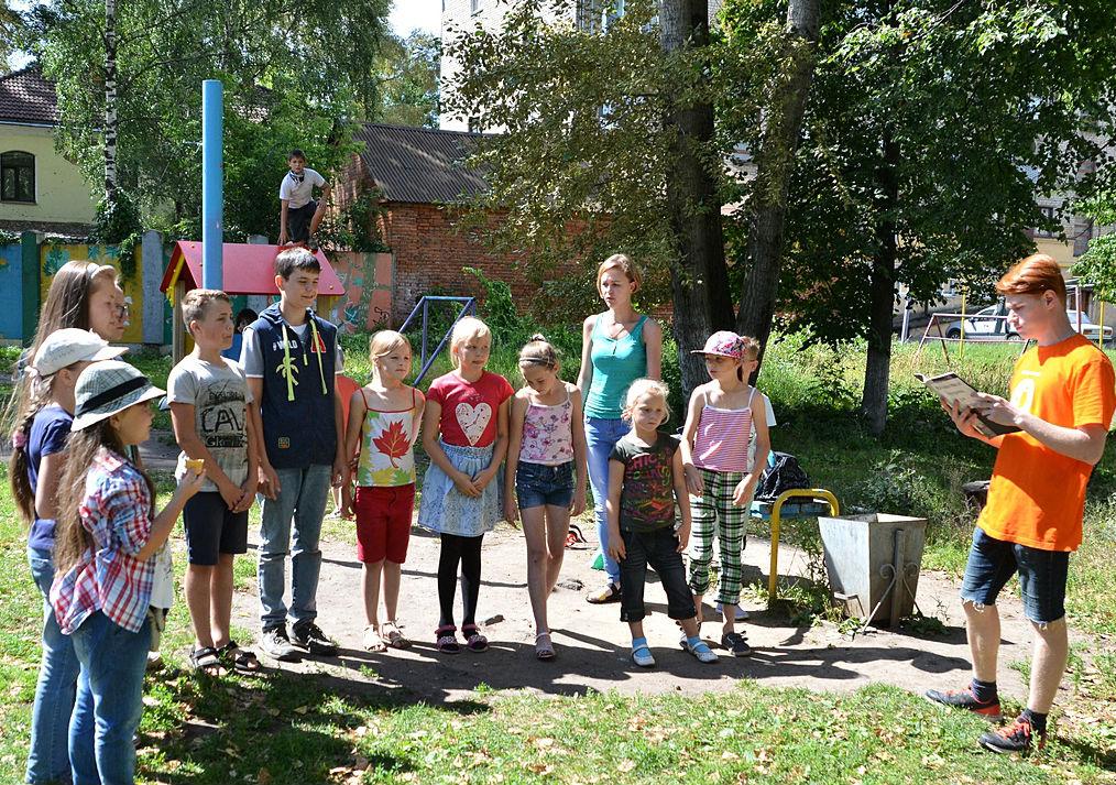 Следующая неделя «Города детства» в Вологде будет посвящена спорту