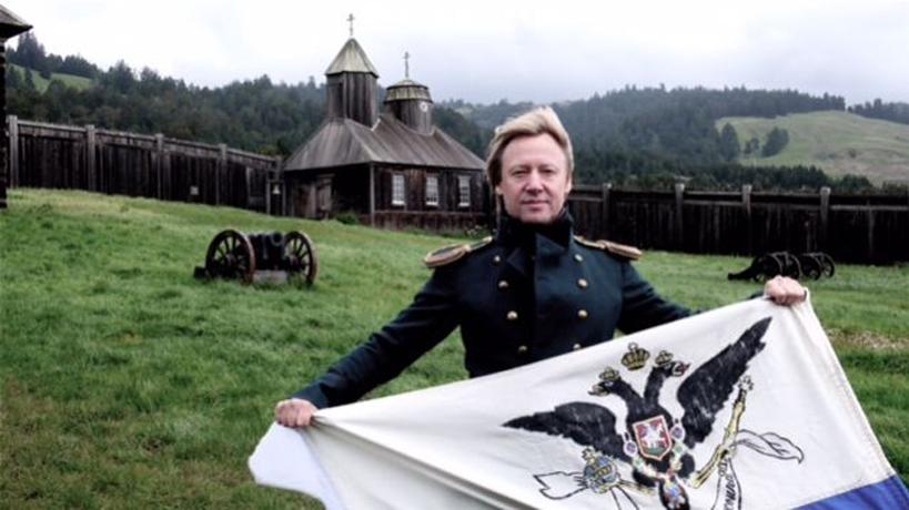 Дмитрий Харатьян представит в Вологде свой приключенческий фильм