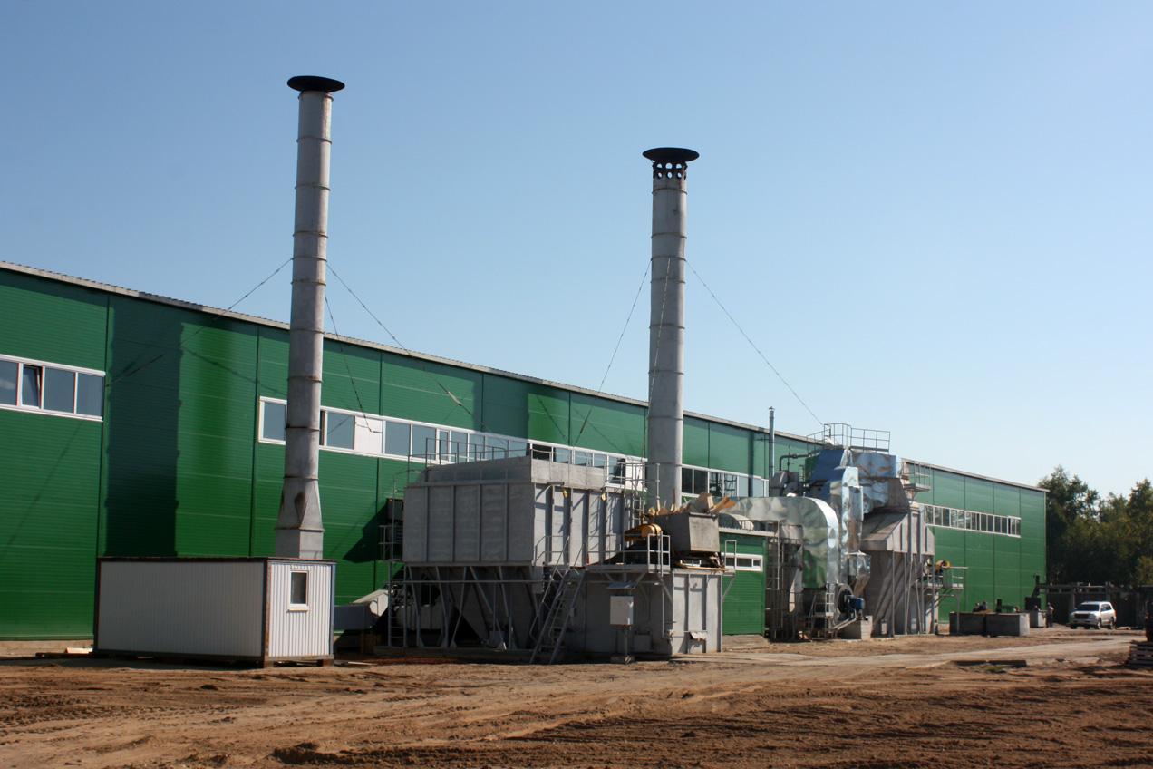 Вторую линию производства фанеры в Соколе запустят на два года раньше срока