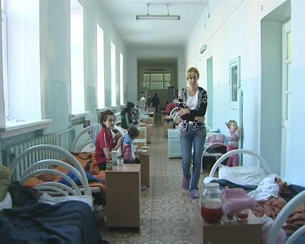 В детское отделение Вологодской областной инфекционной больницы ежедневно обращаются 50-60 человек