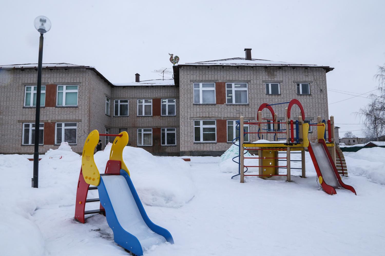 В Великом Устюге детей 3-7 лет полностью обеспечили местами в детсадах