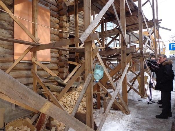 Эксперт Минкульта о Доме кружевниц: Памятник нужно вернуть в руки профессиональных реставраторов