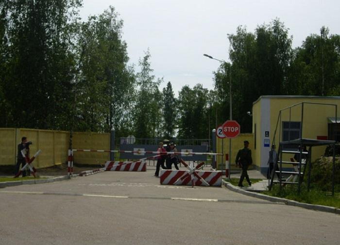 Солдат-срочник из Вологодской области застрелился на посту во время дежурства