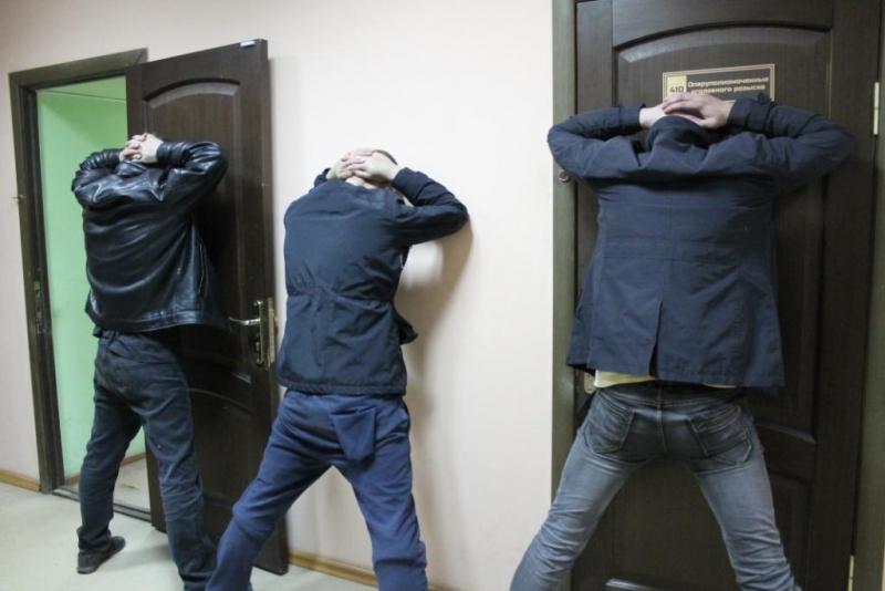 В Череповце похитителя фена задержал ОМОН