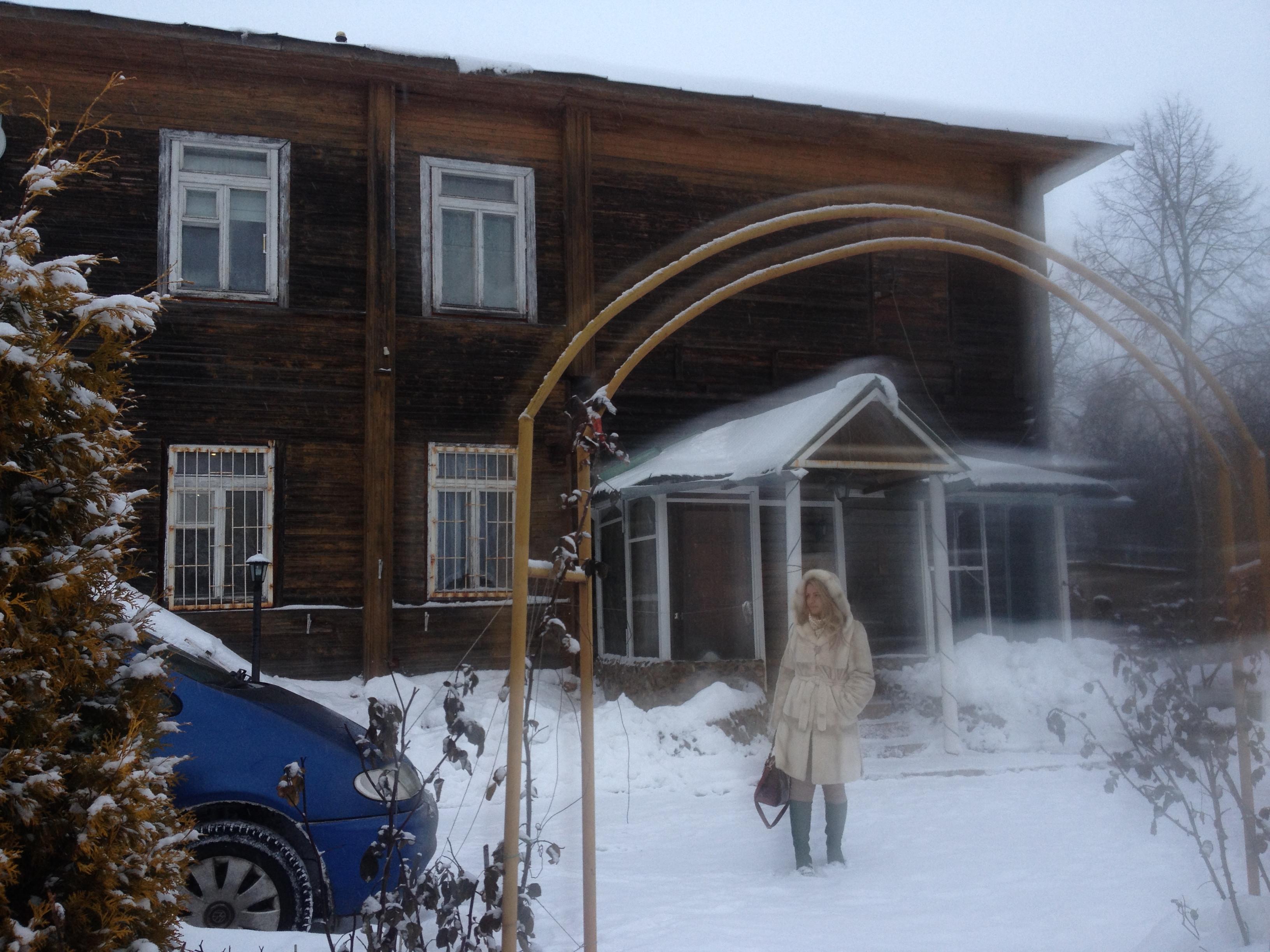 Варианты использования старинного усадебного комплекса пытаются придумать в Череповце