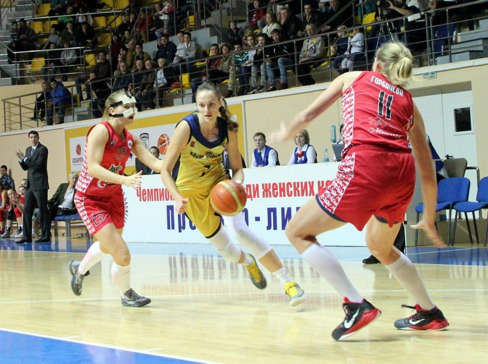 «Вологда-Чеваката» возглавила турнирную таблицу баскетбольной Премьер-лиги