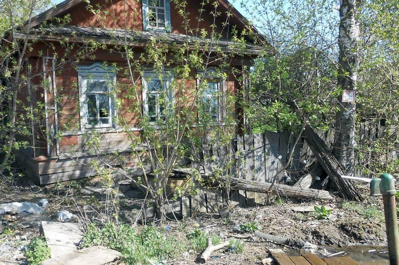"""Владельца """"некрасивого"""" дома оштрафовали в Череповце"""