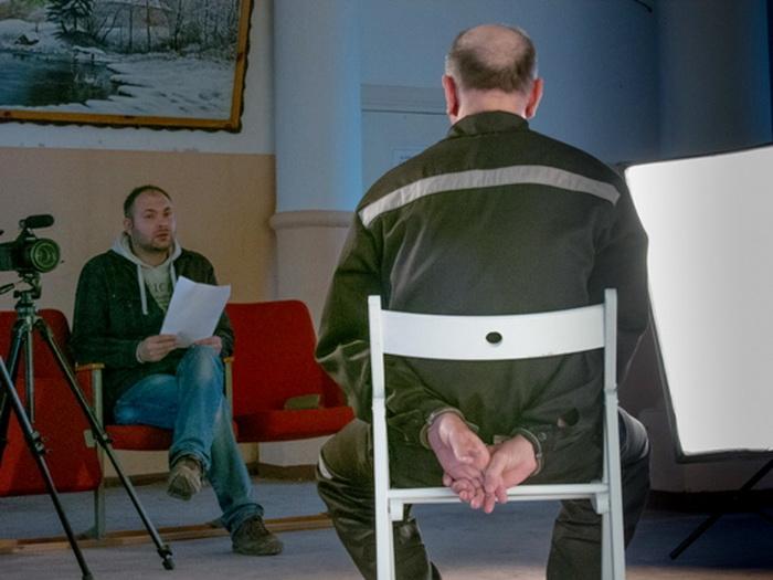 О заключенных вологодского «пятака» снимут фильм