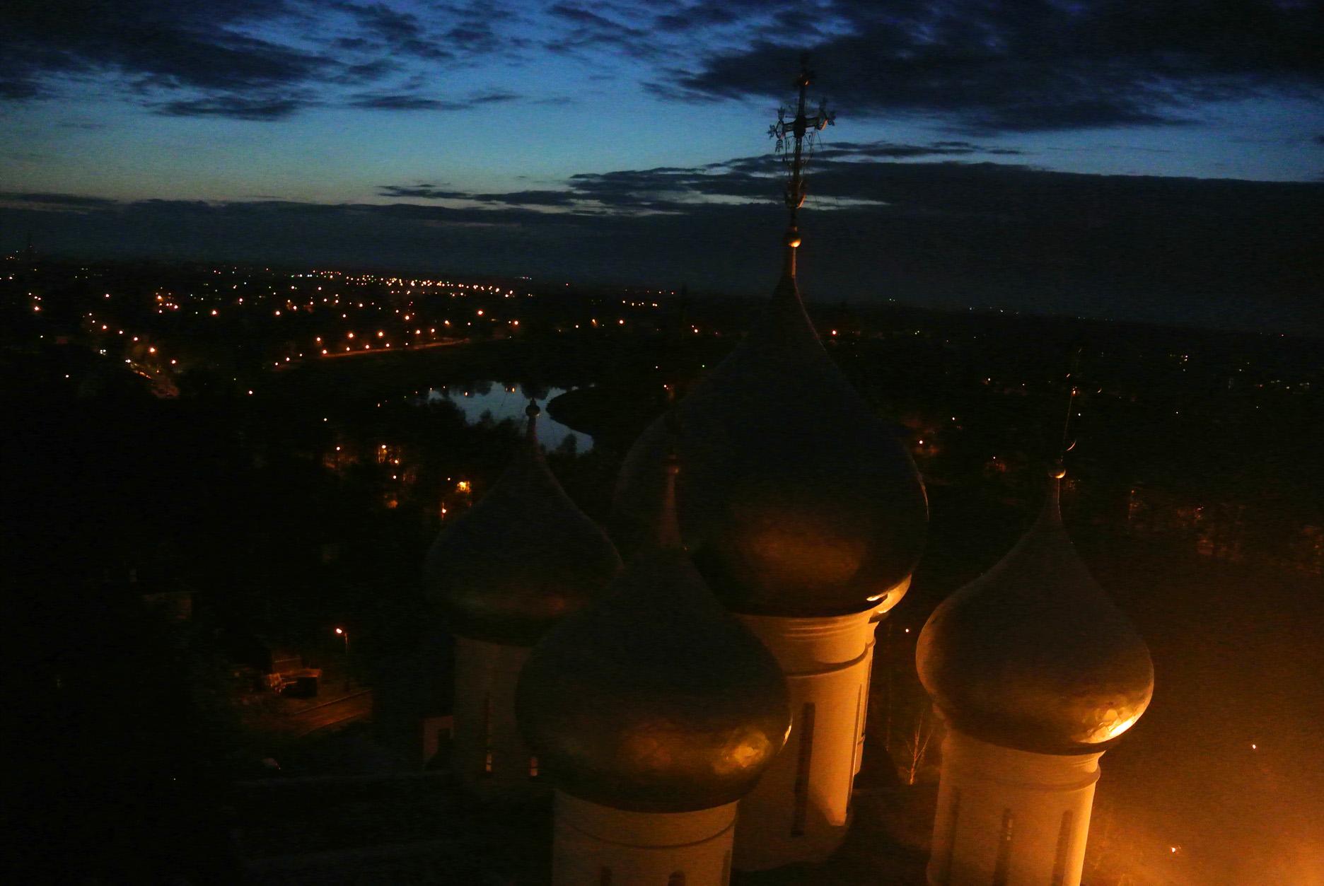 На «Ночь музеев» пришли 3500 вологжан