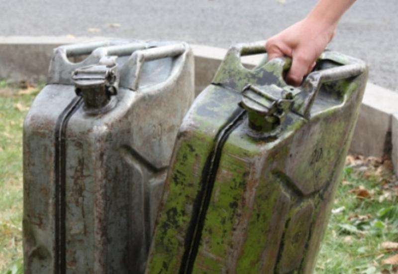 Устюжанин украл у односельчанина топливо, чтобы продать его дальнобойщикам
