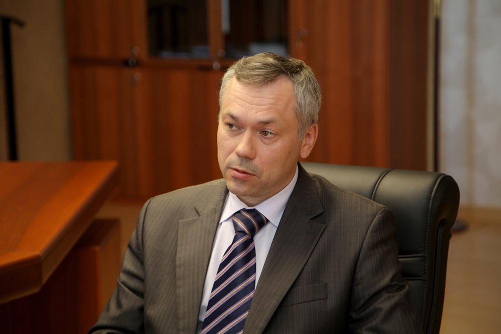Андрей Травников стал мэром Вологды