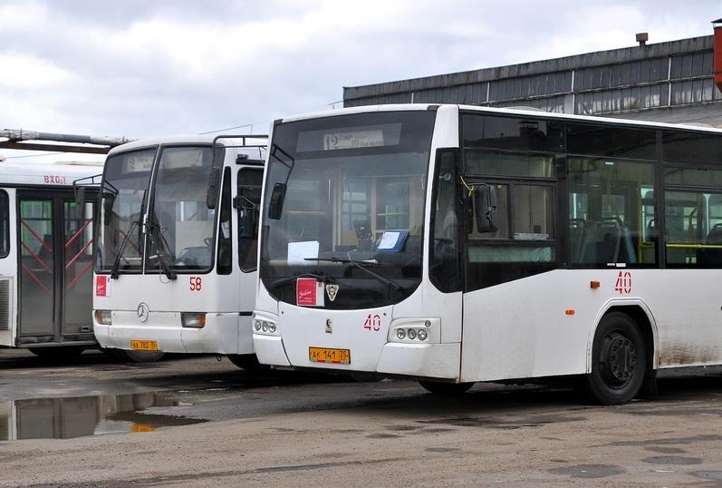 В Вологде изменили порядок проведения конкурсов на обслуживание автобусных маршрутов