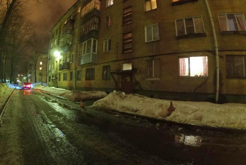 В Череповце водитель сбил пешехода и скрылся с места ДТП