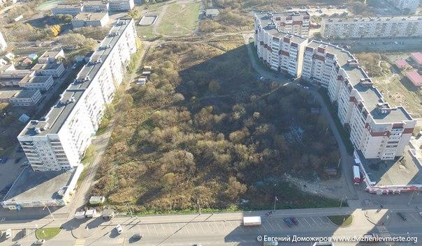 Каменные джунгли VS зеленая зона на Фрязиновской: власти и горожане создали рабочую группу