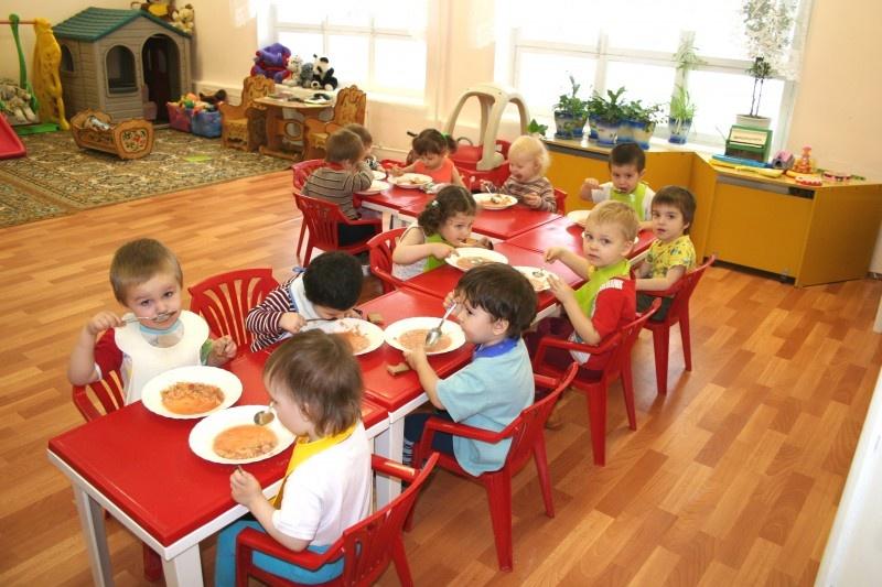 Оплата детсадов в районах Вологодской области будет дифференцирована