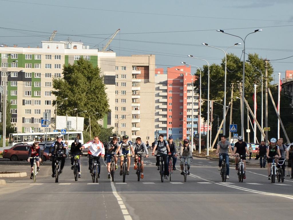 Ремонт улицы Фрязиновской завершили в Вологде