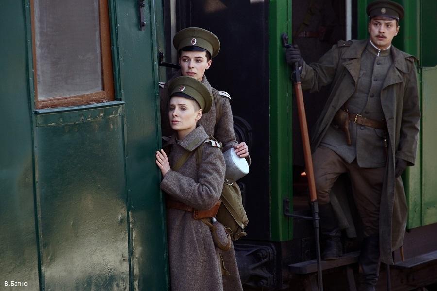 """В Вологде покажут фильм """"Батальонъ"""" - о вологжанке, создавшей женский батальон смерти"""